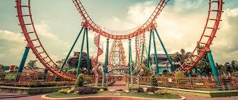Parc d'attraction 2018
